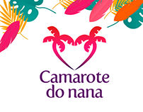 Identidade Visual - Camarote do Nana
