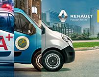 Renault . Master