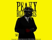 Peaky Blinders - Fanart