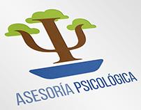 """Identidad Corporativa para """"Asesoría Psicológica"""""""