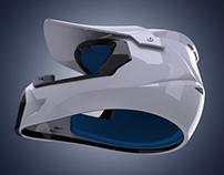 Motocross Helmet: Form Development