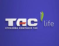 TAS. Rebranding