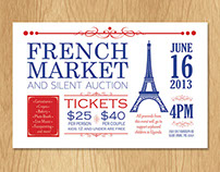 Christalis | French Market Fundraiser