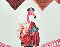 Saint Flamingo.
