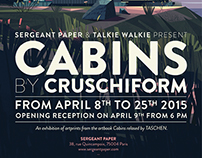 CABINS BOOK - Exhibition