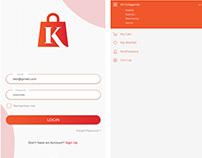 Kisastore Mobile Application