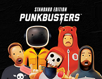 "PUNKBUSTERS™ ""Standard Edition"""