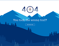 MyScouting 404 Page