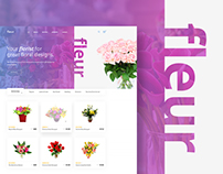 Fleur Demo Composer - WordPress Theme