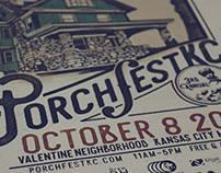PorchFest KC - 2016