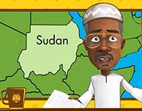 motion graphic commercial sudan (khazanat el nemr)