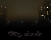 Cover - City Clouds mixtape