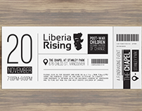 Liberia Rising Ticket