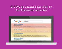 SEO, Posicionamiento Web - Panda Creativos