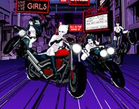 "Mötley Crüe's ""Girls Girls Girls"""