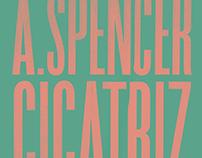 A. Spencer album artwork
