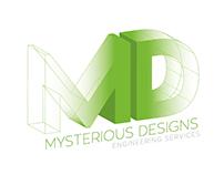BRANDING - MYSTERIOUS DESIGNS