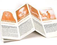 "Branding Identity ""Fundación Mujeres"" ONG"