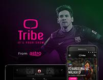 Astro Tribe App