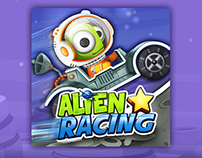 Game - Alien Star Racing