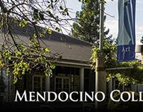 Mendocino College Website