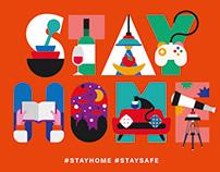 DANIEL RAMIREZ PEREZ: STAY HOME, STAY SAFE