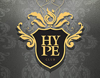Hype Club - Video Mapping bluer.tv