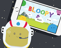Bloopy: Game-Based Learning App Concept