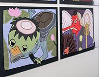 Japanese Legendary Creatures -4 famous yokai