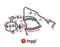 Toggl t-shirts