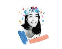 Noelya Ilustrada - Proyecto de ilustración