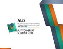 ALis-Smart Powerpoint Template