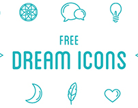 Dream Design Vector Icons