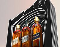 Johnnie Walker Bottle Glorifier project