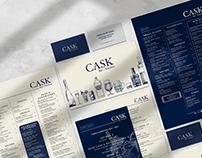 Cask Bar + Kitchen