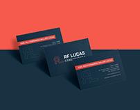 RF Lucas – Visual Identity