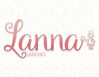 Logo | Lanna Lanches
