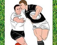 Collection de vêtements de rugby - KIPSTA