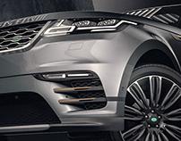 Introducing The new Range Rover Velar - Full 3D / CGI