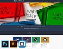 Tele-Optics.com Site Redesign