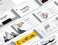 Cocoon – Creative Keynote Template