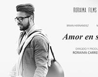 AMOR EN SILENCIO (Shortfilm) | Poster Design