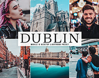 Free Dublin Mobile & Desktop Lightroom Preset