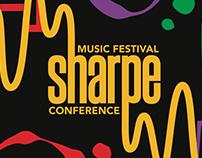 SHARPE music festival & conference