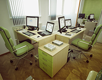 Interior Office Space-SKIPPAZ,@2012.