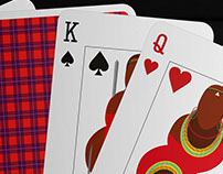 Maasai Playing Cards