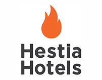 Hestia Hotels - Visual Identity
