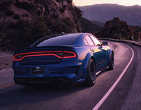 California Hellcat - CGI & Photography & Retouching