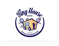 Tiny House Logo Design