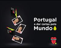 Paladin - Portugal a dar cartas pelo mundo